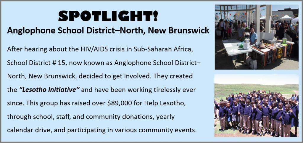 Get Involved Spotlight volunteer in Africa
