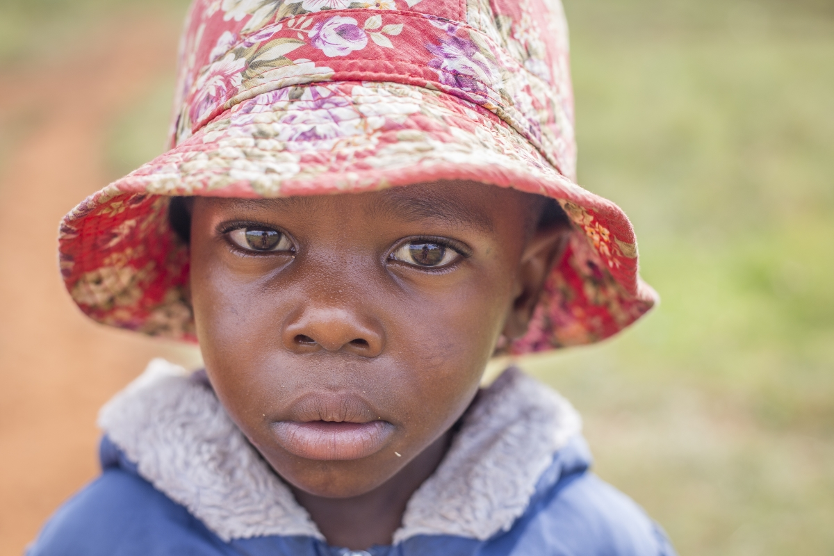 orphans in lesotho