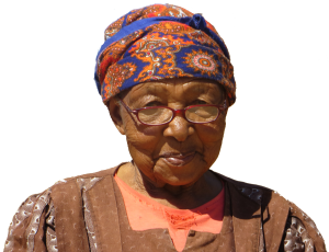 support grandmothers in lesotho