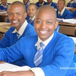 Not many students can attend high school in Lesotho