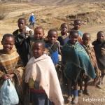 help support school programs for children in Lesotho
