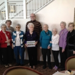 In her 95th year, Dorothy Parnell has 'retired' the Help Lesotho Committee at Masonville Manor, London, ON. This group of wonderful ladies have raised close to $50,000 for the children of Lesotho.