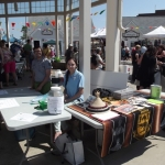 """The """"Salt of the Earth Artisan and Craft Fair"""" in New Brunswick raised $792 for education projects in Lesotho!"""