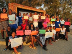 gender conferences help support girls leadership development in Africa