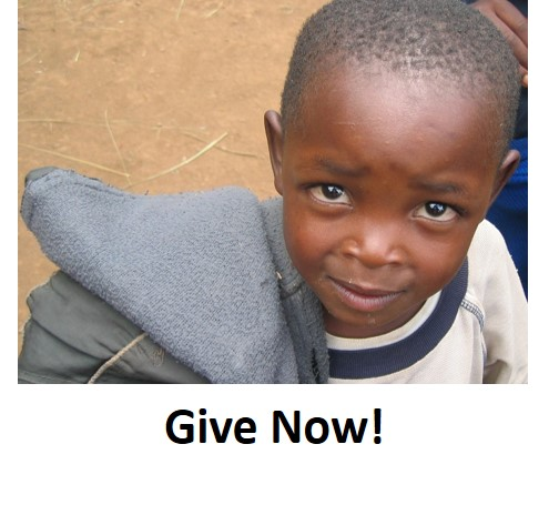 give to a charity in Africa monthly