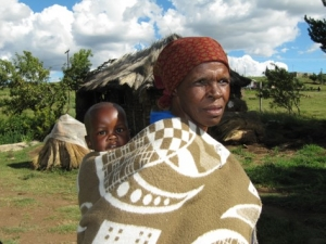 support grandmothers in Africa through psychosocial support programs