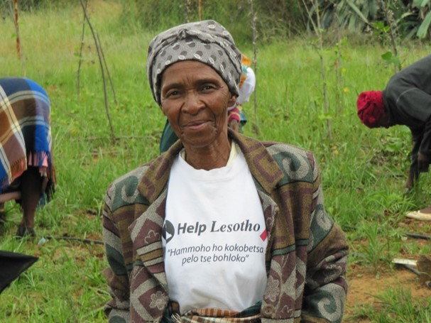 help grandmothers in Africa