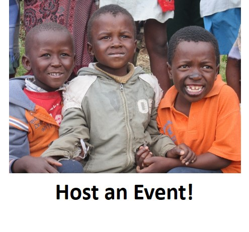 host an event get involved