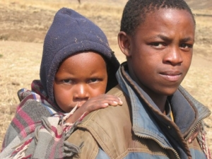 orphan relief fund in lesotho helps support orphans in Africa