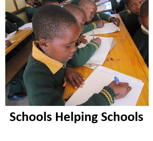 schools helping schools volunteer in africa