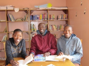 Youth Leader Volunteer program helps African charity recruit leaders