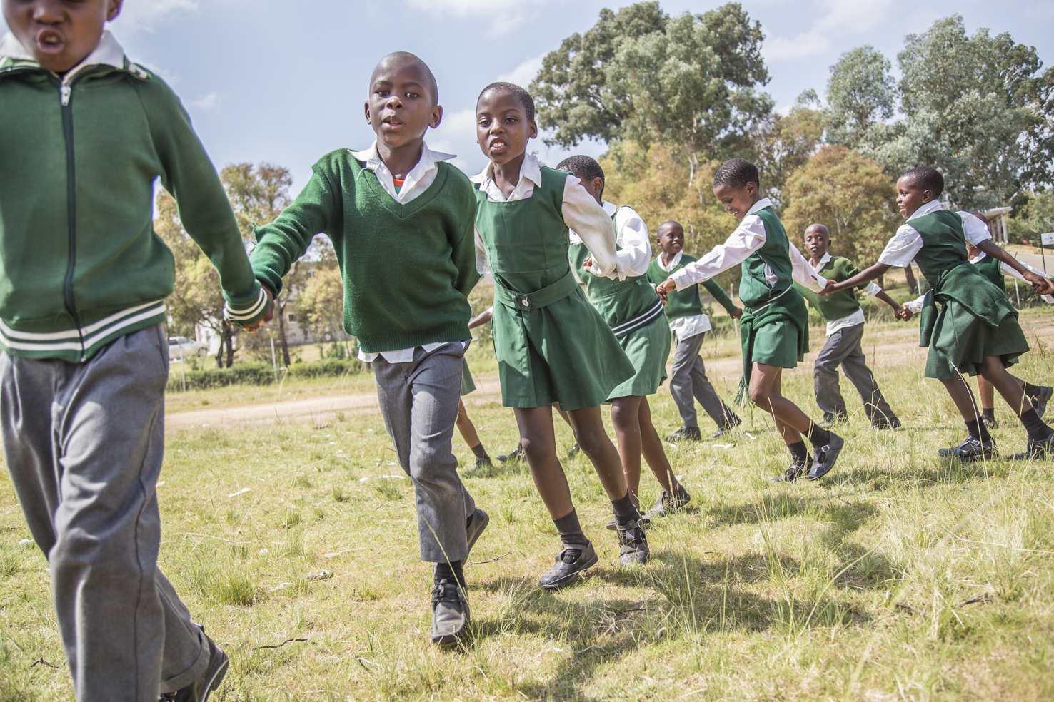 take a trip to lesotho to see the children