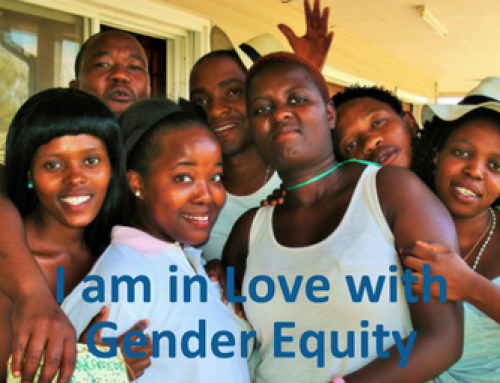 I Am in Love with Gender Equity