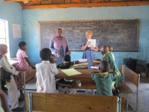 School in Lesotho