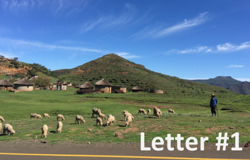 letters from lesotho 2016 1