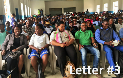 2016 – Letters from Lesotho #3