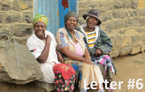 Letters from Lesotho 2016 6