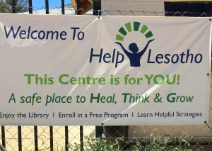 Welcome to Help Lesotho