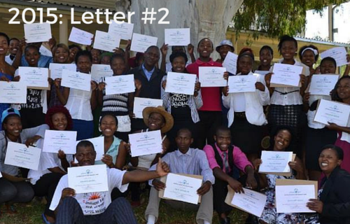 2015 – Letters from Lesotho #3