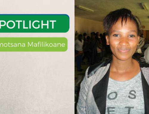 Spotlight: Mamots'oane Mofilikoane