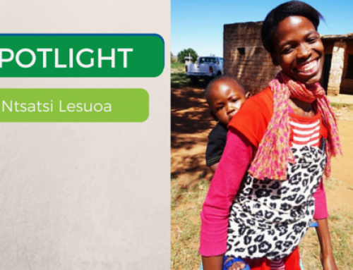 Spotlight: Ntsatsi Lesuoa