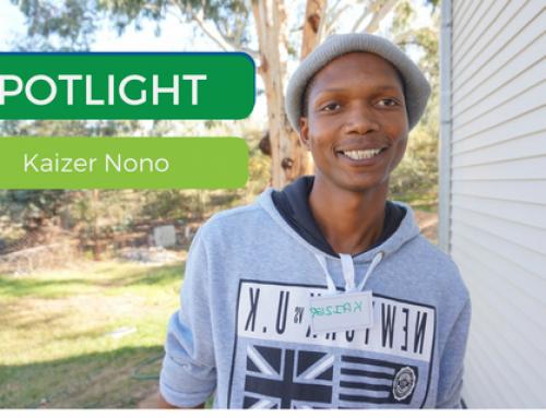 Spotlight: Kaizer Nono