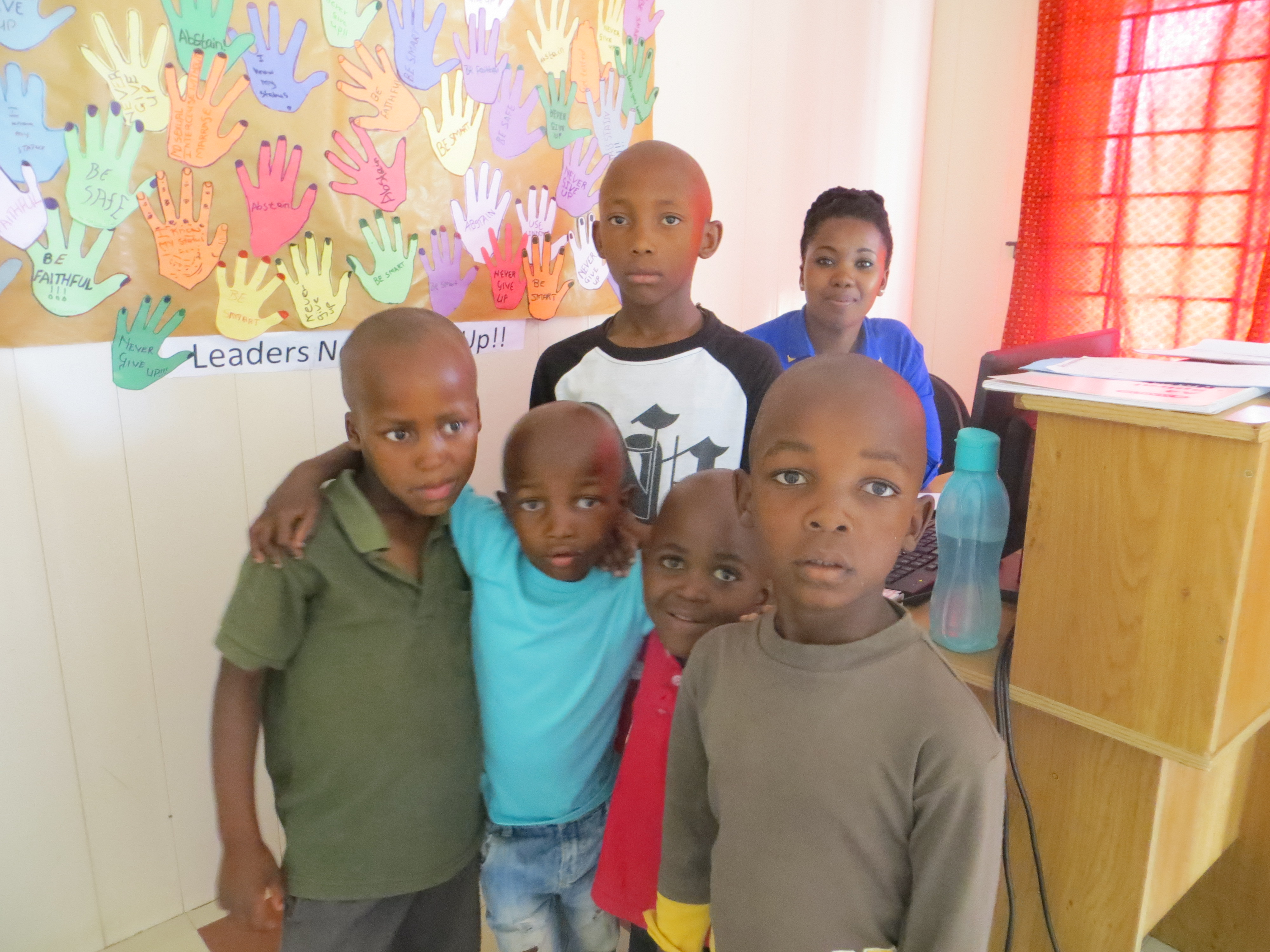 letters from lesotho 2017 deaf children