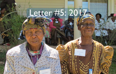 Peg's Letters from Lesotho 2017: #5