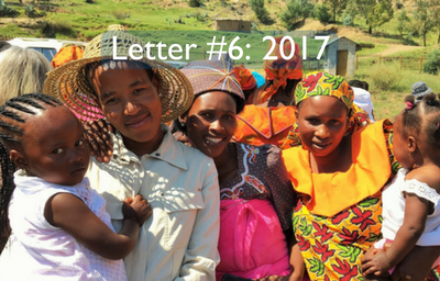 Peg's Letters from Lesotho 2017: #6