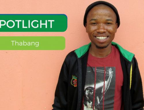 Spotlight: Thabang