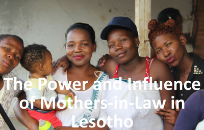 The Power and Influence of Mothers-in-Law in Lesotho